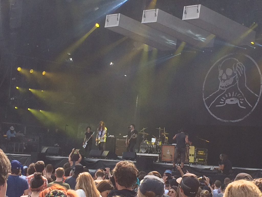 Against Me! @ Osheaga August 2