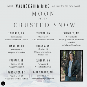 Moon of the Crusted Snow Tour